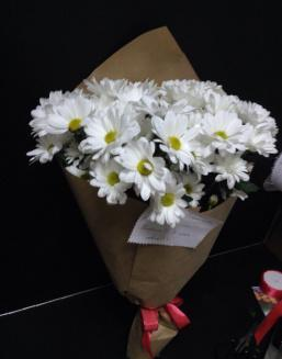 Bouquet of 25 camomiles | Delivery and order flowers in Karaganda