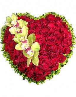 Heart | Delivery and order flowers in Karaganda