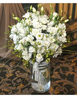 Bouquet of eustoma 25 pieces | Delivery and order flowers in Karaganda