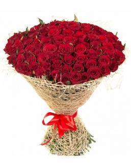 Bouquet of 101 red roses | 101 roses,lilies expensive