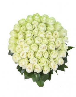 Bouquet 101 white roses | 101 roses,lilies expensive