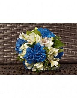 Heavenly azure | Delivery and order flowers in Karaganda