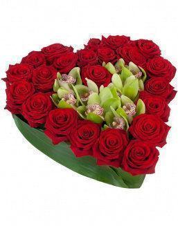 Unforgettable impression | Delivery and order flowers in Karaganda