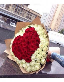 Amur | 101 roses,lilies expensive